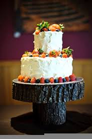 8 Oak Tree Trunk Cake Stand