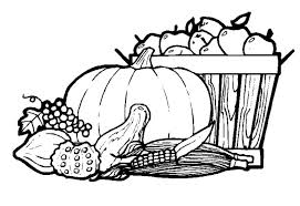 Free Thanksgiving Coloring Pages At PapaJan