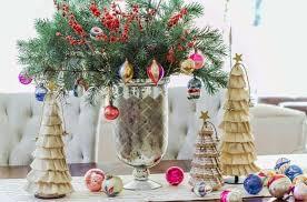 decoration noel table faire soi meme décoration de noël déco écolo