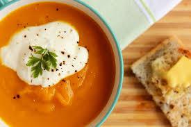 Pumpkin Bisque Recipe Vegan by Pumpkin Soup Cook Diary