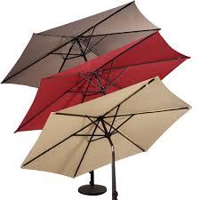 9 Ft Patio Umbrella Target by 9 Ft Patio Outdoor Umbrella With Crank Outdoor Umbrellas