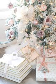 Christmas Decorator Warehouse Arlington Tx by My Blush Pink Flocked Christmas Tree Summer Adams