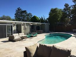 100 Eichler Palo Alto Furnished Mid Century House BNB Daily
