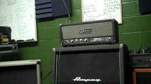 2x10 Bass Cabinet Shootout by Earthsound Research B1000 Super Bass Ampeg 4x12 W Vintage 30 U0027s