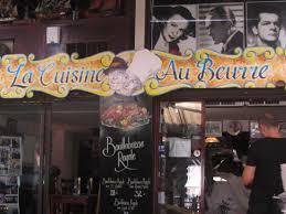 la cuisine au beurre entrance to restaurant picture of la cuisine au beurre marseille