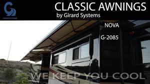RV Awnings By Girard Systems - Classic NOVA & G2085 RV Awnings ... 2016 Pinnacle Luxury Fifth Wheel Camper Jayco Inc 1999 Georgie Boy Pursuit 3512 355ft1 Slide Class A Motorhome Slide Awnings Fifth Wheels Bromame Wow Open Range Rv Company The Patio And Awning Is Inventory Hardcastles Center How To Replace An New Fabric Discount Youtube Cafree Lh1456242 Automatically Extends Retracts Slideout Seismic 4212 Coldwater Mi Haylett Auto Rvnet Roads Forum General Rving Issues Awnings Pooling On 2007 Copper Canykeystone 302rls 33 Ft 5th Wheel W2 Slides 2006 Hr Alumascape 31skt 33ft3 Fifth For 16995 In