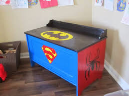 Superhero Room Decor Australia by How To Build A Superhero Wood Toy Chest Google Search Kid
