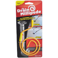 Homemade Drano Kitchen Sink by Flexisnake Drain Millipede Hair Clog Tool For Drain Cleaning