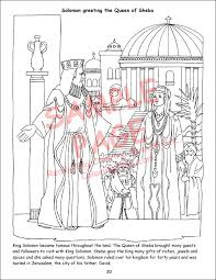 Giant Bible Story Coloring Pages