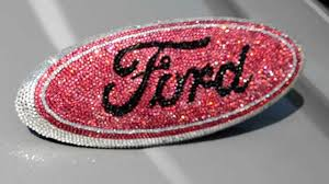 100 Ford Truck Emblems Blinged Out Emblem Send In Your Own Or Purchase One Starting
