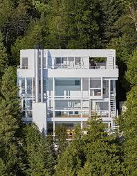 100 Richard Meier Homes S Douglas House In Michigan