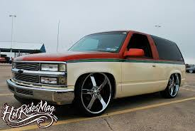 Two Tone Tahoe | 2 Door Tahoe | Pinterest | Chevy, Chevy Trucks And ...