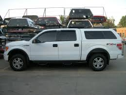 F-150-z-series-profile-white-truck-cap-colorado-springs-colorado ...