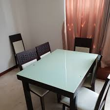 SOLD Price Reduced Dining Table With 6 Chairs