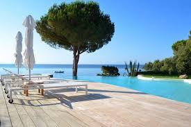 location vacances maison de luxe en bord de mer