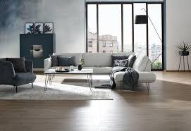 minimalistisches wohnzimmer modern und gemütlich einrichten