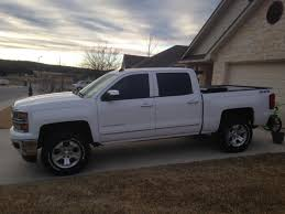 Leveled Chevy. Fabulous Chevy Leveled Truck With Leveled Chevy ...