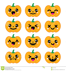 Cute Carved Pumpkins Faces by Scary Halloween Pumpkin Faces
