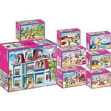 playmobil dollhouse 2er set 70206 70207 familienküche