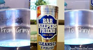 Bar Keepers Friend Stove Top Bar Keepers Friend Cooktop Cleaner