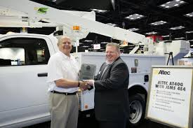 Altec® Inc. Wins The Work Truck Show® 2016 Green Award For Hybrid ... Top 10 Coolest Trucks We Saw At The 2018 Work Truck Show Offroad Intertional Unveils Mv Series Ntea 2011 Five Big Youtube Cm Beds 2015 Elegant Nissan S New Mercial Lineup Enthill 2016 Prime Design The Ford Transit Connect Cargo Van Hybdrive T Flickr Chevrolet 2019 Silverado 4500hd 5500hd And 6500hd Recap 2017