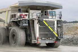 100 Uke Truck T 284 Liebherr