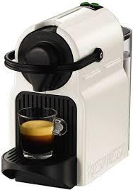 Nespresso Inissia Coffee Machine White C40 ME WH NE