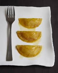 ravioles de crêpes aux clémentines pour 4 personnes recettes