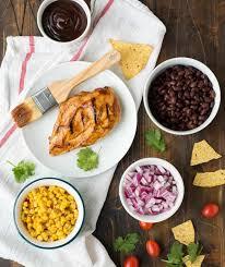 Panera Pumpkin Muffin Nutrition by Bbq Chicken Salad With Creamy Ranch