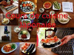 cours de cuisine 11 le nid d akiko tourisme en bourgogne