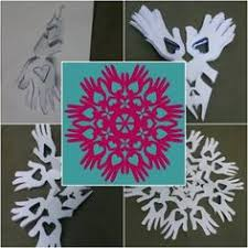 Paper Crafts Snow Flakes 3