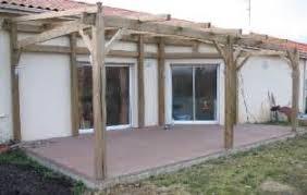 wonderful fabriquer une pergola en bois 9 mur vegetal bricolage
