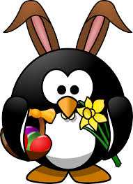 Clipart Bunny Penguin