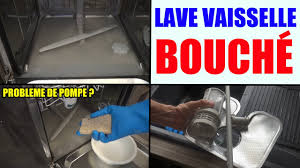 ajouter une arrivee d eau pour lave vaisselle dishwasher clogged filter does not drain water no longer