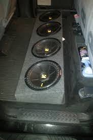 Installing 4 Subwoofers In F150 Truck Down Firing Subwoofer Wwwtopsimagescom Amazoncom Alphasonik Psw310x 10 Shallow Mount Sub Woofer 800 0114 Ford F250 F350 Ext Super Cab Kicker Compr Cwr10 Dual 10c124 12 500w 4ohm Car Audio Slim 40tcws104 Ported Truck Enclosure With One 4ohm Comps 40tcwrt104 600w Rms Comp Rt Loaded Powerbass Pswb112t Enclosure A Single Custom Center Console Box In Regular Youtube 12004 Toyota Tacoma Double Cab Truck Dual Sub Box 1800wooferscom Behind Bench Seat In Singlecab Done Pics Powerstage Install Kick Up The Bass Photo Image For Gmc Sierra Cwr102 Bundle Mb Quart Za2