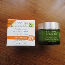 Andalou Naturals Glycolic Mask Pumpkin Honey by Brand Profile Andalou Naturals Trends Travels And Berlin