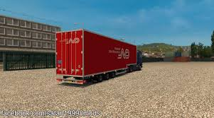 TMP - JUMBO V1.1 | ETS2 Mods | Euro Truck Simulator 2 Mods - ETS2MODS.LT Renault Premium With Autoload V20 Farming Simulator Modification Cm Truck Beds At Tmp Innovate Daimler 00 Trailer Ets2 Oversize Load 2 R 12r 130 Euro Simulator Chemical Cistern Mods Youtube Speeding Freight Semi Truck With Made In Sweden Caption On The Jumbo Pack Man Fs15 V11 Cistern Chrome V12 Trailer Mod