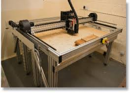 cnc routers flat bed router