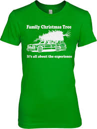 Griswold Christmas Tree On Car by Womens Funny Christmas Shirt Xmas Tree S 2xl 14 99 Via Etsy