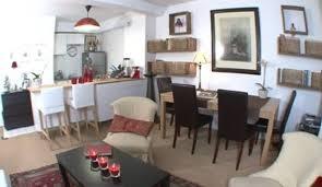 decoration salon cuisine ouverte deco cuisine ouverte sejour idées de design maison et idées de