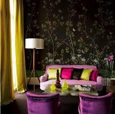 14 wohnzimmer designs in lila