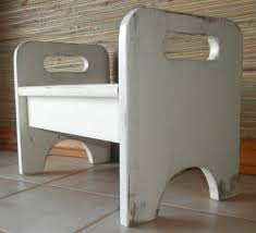 kids step stool plans are easy to make and wonderfully handy