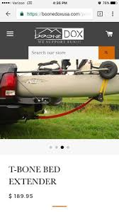 T Bone Bed Extender by Canoe Kayak Racks For Your Taco Page 5 Tacoma World
