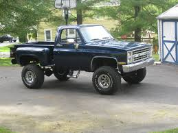 100 Chevy Stepside Truck For Sale For Sale Or Trade 1986 K10 Stepside Trade For 195559 Chevy