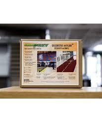 100 Solids Epoxy Garage Floor Paint by Simiron Decorative Chips Barrydowne Paint