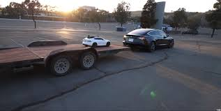 100 Tow Hitches For Trucks Tesla Model 3 Tow Hitch DIY Installation Turns Electric Sedan Into A
