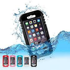 iPhone 6 Plus Waterproof Case New Waterproof Snowproof DirtProof