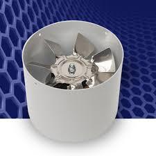 metall inline 220v badlüfter wandlüfter ventilator gebläser ø 100mm 220v 25 watt 30 35 db