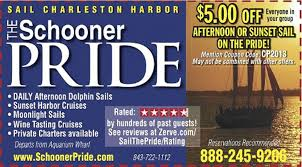 $5 Off Schooner Pride Tickets | Charleston Deals Blog San Diego Cruise Excursions Shore Cozumel Playa Mia Grand Beach Break Day Pass Excursion Enjoyment Tasure Coast Coupon Book By Savearound Issuu 242 Outer Banks Coupons And Deals For 2019 Outerbankscom Costco Travel Review Good Deal Or Not Alaska Tours The Best Quill Coupon Codes October Extreme Pizza Excursions Group Code Travelocity Get On Flights Hotels More 20 Rio Carnival 3 Private Tour Celebrity Eclipse Makemytrip Offers Oct 2425 Min Rs1000 Off Cruisedirect Promo Codes Groupon