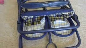 Graco Double Stroller For Dolls - YouTube Graco High Chaircar Seat For Doll In Great Yarmouth Norfolk Gumtree 16 Best High Chairs 2018 Just Like Mom Room Full Of Fundoll Highchair Stroller Amazoncom Duodiner Lx Baby Chair Metropolis Dolls Cot Swing Chairhigh Chair And Buggy Set Great Cdition Shop Flat Fold Doll Free Shipping On Orders Over Deluxe Playset Walmartcom Swing N Snack On Onbuy 2 In 1 Hot Pink Amazoncouk Toys Games